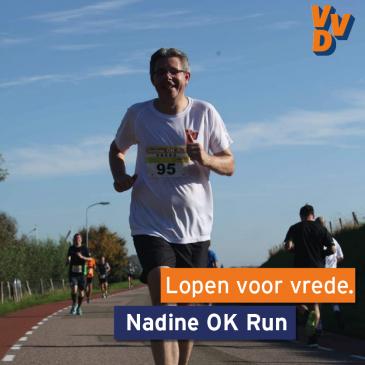 Meelopen met de Nadine OK Run