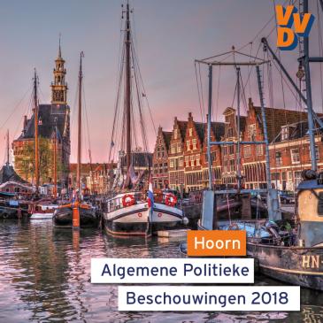 Betoog fractievoorzitter bij Algemene Politieke Beschouwingen 2018
