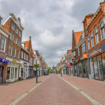 Wonen boven winkels mogelijk dankzij de VVD