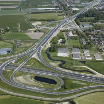 Hoornse VVD: Park als groene buffer langs Westfrisiaweg in Hoorn